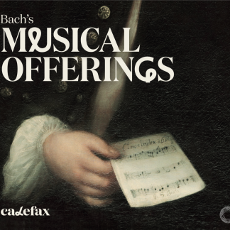 Bach Musical Offerings artwork
